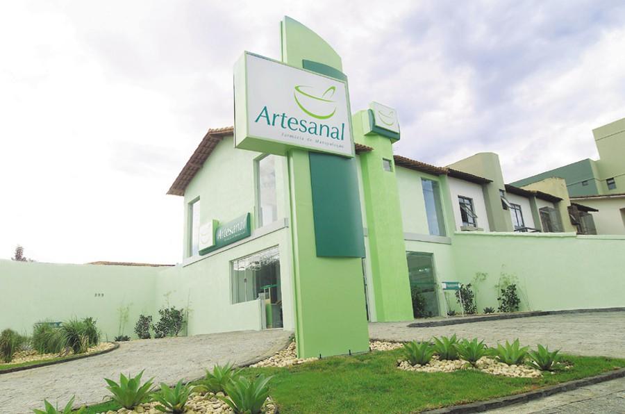 Artesanal-fachada