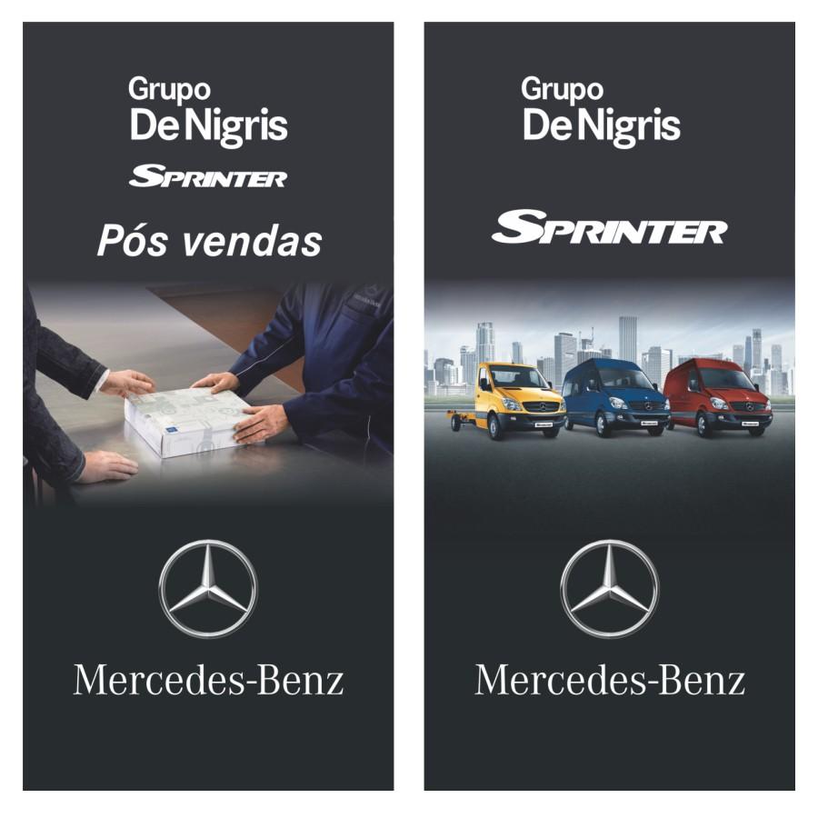 Denigris-banners