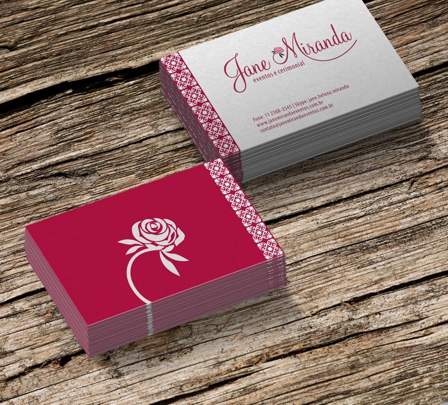 Jane-cartões
