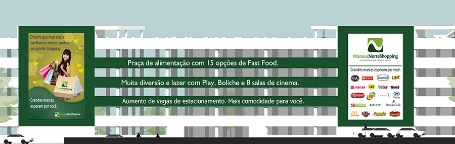 Norte-Shopping-layout-fachada
