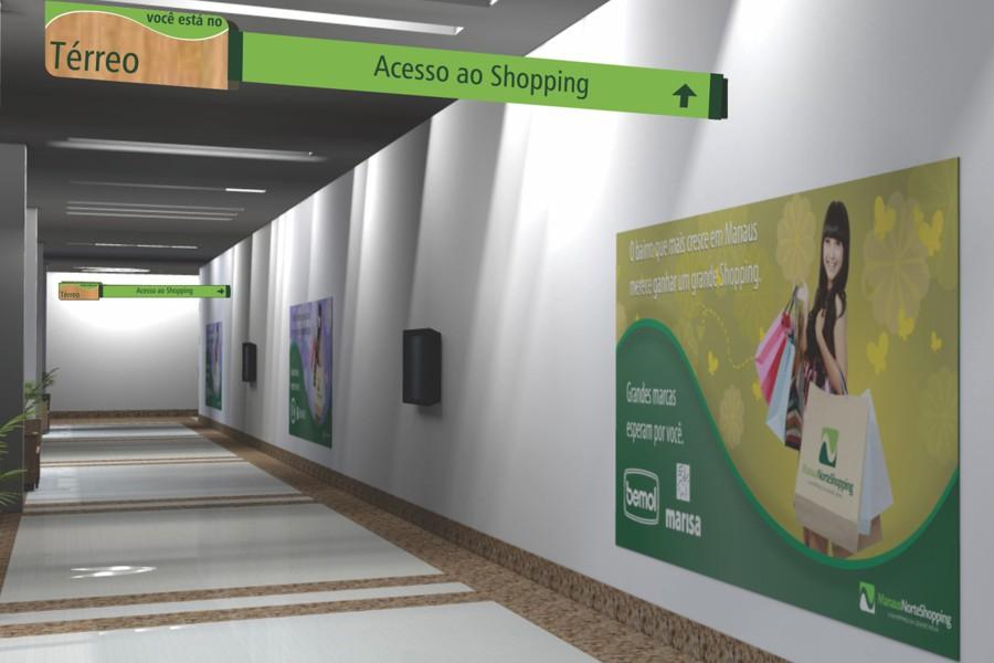 Norte-Shopping-sinalizacao